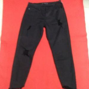 Kan Can Los Angeles Estilo Black Jeans